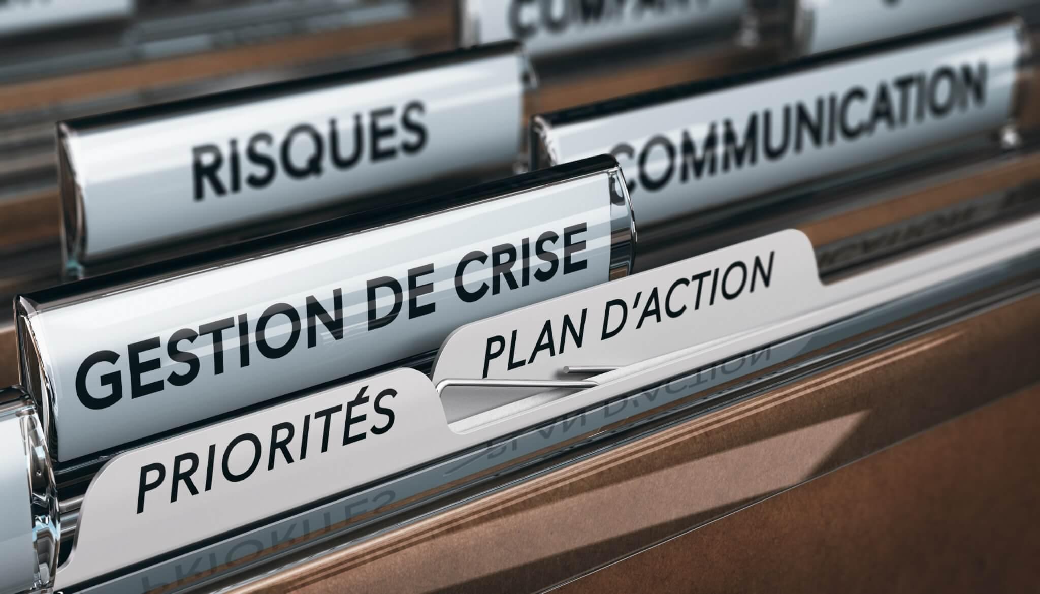 La prévention, même en temps de crise